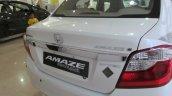 Honda Amaze Privilege Edition emblem