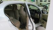 Honda Amaze Privilege Edition seats