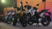 Honda CB190X range colours