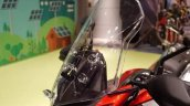 Honda CB190X windscreen