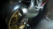 Honda CBR1000RR Fireblade SP exhaust at GIIAS 2017
