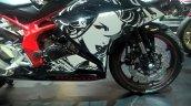 Honda CBR 250RR Special Edition fairing graphics