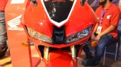 Honda CBR 600RR at Nepal Auto Show headlamps