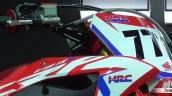 Honda CRF 150 prototype front fairing at GIIAS 2017
