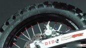 Honda CRF 150 prototype rear disc at GIIAS 2017