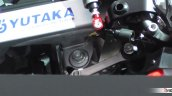 Honda CRF 150 prototype swingarm pivot at GIIAS 2017