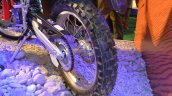 Honda CRF 250L at Nepal Auto Show rear tyre