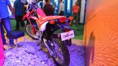 Honda CRF 250L at Nepal Auto Show rear