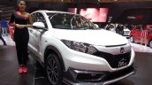 Honda HR-V Mugen front three quarters at GIIAS 2017