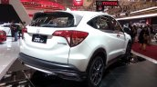 Honda HR-V Mugen rear three quarters right side at GIIAS 2017