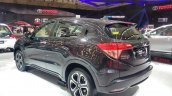 Honda HR-V Prestige rear three quarters at GIIAS 2017