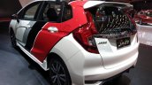 Honda Jazz Facelift RS at GIIAS 2017 left rear three quarters