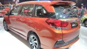 Honda Mobilio RS GIIAS 2017 left rear three quarters