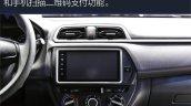 Hyundai Reina centre console