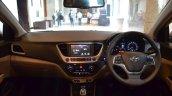 Hyundai Verna 2017 dashboard