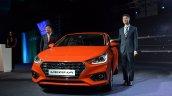 Hyundai Verna 2017 price launch