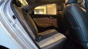 Hyundai Verna 2017 rear seat