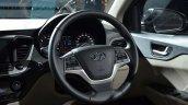 Hyundai Verna 2017 steering wheel