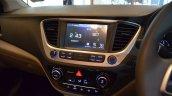 Hyundai Verna 2017 touchscreen