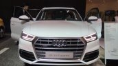 India-bound 2017 Audi Q5 front at the 2017 GIIAS Live
