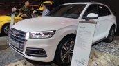 India-bound 2017 Audi Q5 front quarter at the 2017 GIIAS Live