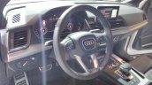 India-bound 2017 Audi Q5 interior at the 2017 GIIAS Live