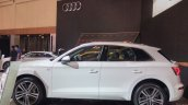 India-bound 2017 Audi Q5 side at the 2017 GIIAS Live