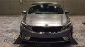 Kia Cerato Forte showcased at Kia dealer roadshow front