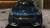 Kia Niro showcased at Kia dealer roadshow front