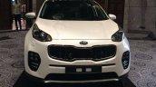 Kia Sportage showcased at Kia dealer roadshow