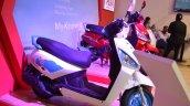 Mahindra Gusto 125 at Nepal Auto Show