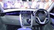 Mahindra KUV100 Explorer Edition dashboard at Nepal Auto Show 2017