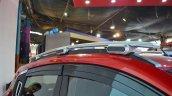 Mahindra KUV100 Explorer Edition roof rail at Nepal Auto Show 2017