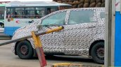 Mahindra U321 left side spy photo