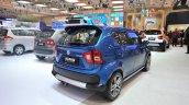 Maruti (Suzuki) Ignis G-Urban concept rear three quarter at the 2017 GIIAS Live