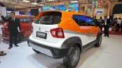 Maruti (Suzuki) Ignis S-Urban Concept rear three quarter 2017 GIIAS Live