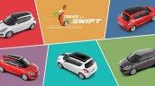 Maruti Swift iCreate