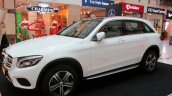 Mercedes GLC Celebration Edition front three quarters