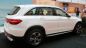 Mercedes GLC Celebration Edition rear three quarters