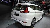 Mitsubishi Xpander at GIIAS 2017 Live right rear three quarters
