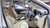 Mitsubishi Xpander front seats at GIIAS 2017