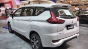 Mitsubishi Xpander rear three quarters left side at GIIAS 2017