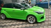 Modified Hyundai i20 by Custom Designz side