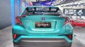 New Toyota C-HR Hybrid rear at GIIAS 2017