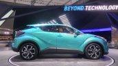 New Toyota C-HR Hybrid side at GIIAS 2017