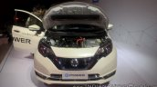 Nissan Note e-POWER front at GIIAS 2017