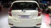 Nissan Note e-POWER rear at GIIAS 2017