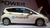 Nissan Note e-POWER right side at GIIAS 2017