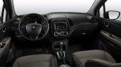 Renault Kaptur EXTREME dashboard