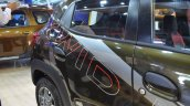 Renault Kwid 1.0L body graphics at Nepal Auto Show 2017